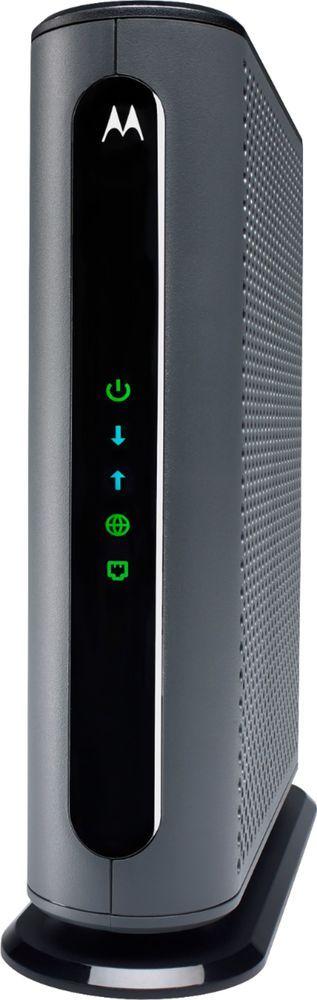 Motorola 24 x 8 Docsis 3.0 Cable Modem Cable modem