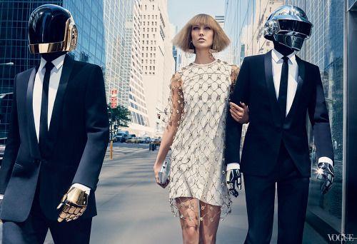 다프트 펑크 (Daft Punk) 얼굴공개 그들의 특별한 패션감각 오늘 뭐입지!?