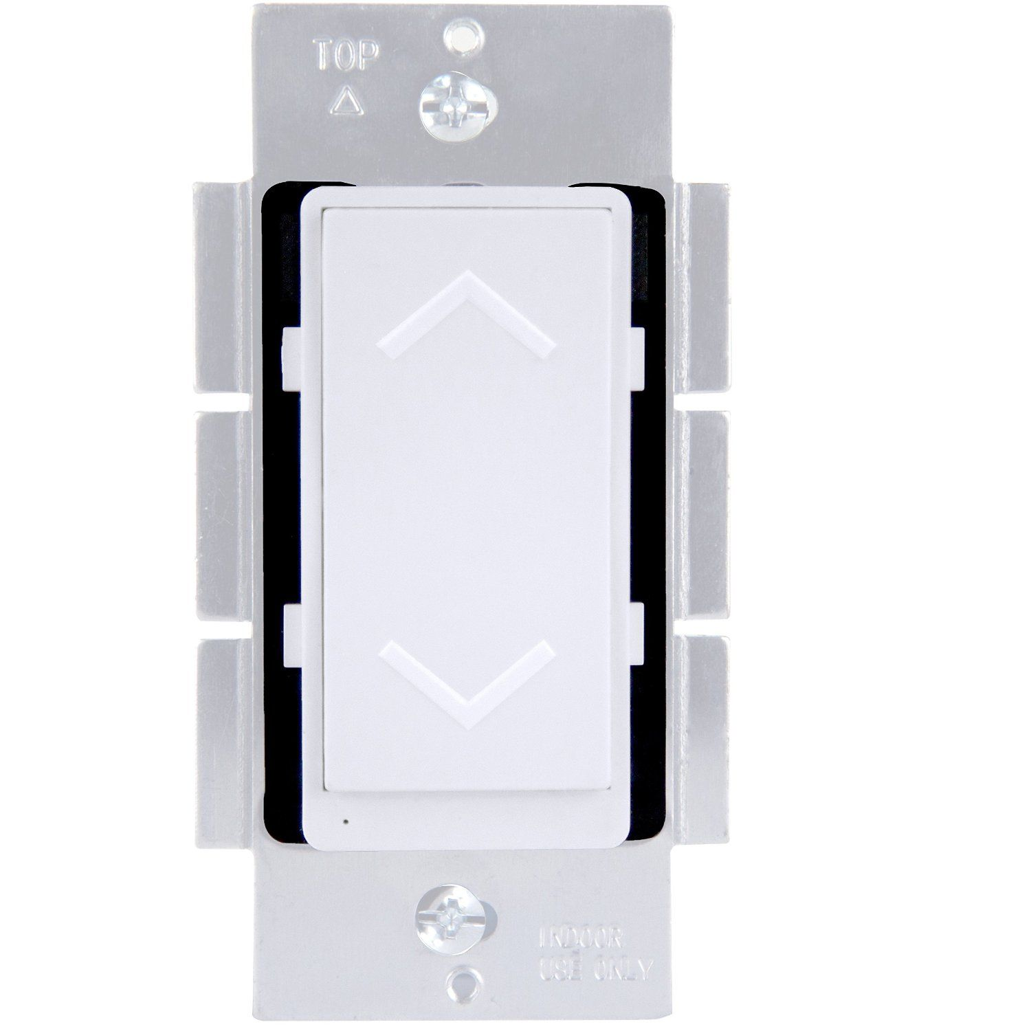 Enerwave ZW500D-W Z-Wave Wireless Light Dimmer Switch ...
