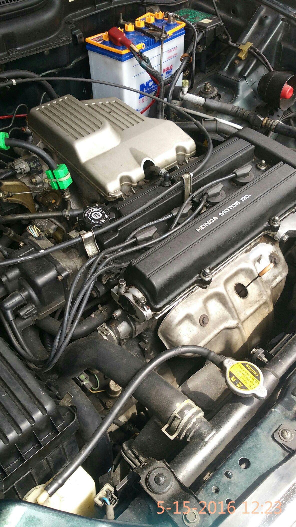WRG-2199] B20 Honda Engine Wiring Diagrams on