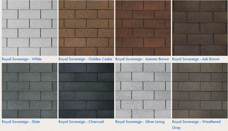 Best Gaf Royal Soverign Color Choices Outdoor Decor Color 400 x 300
