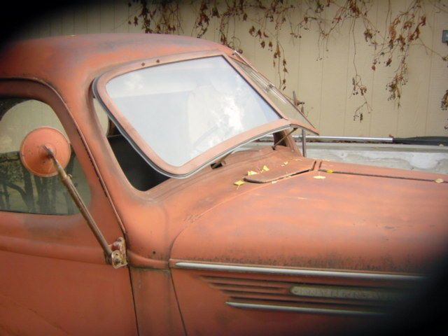 1938 International Pickup D - 2 - Classic International Harvester ...