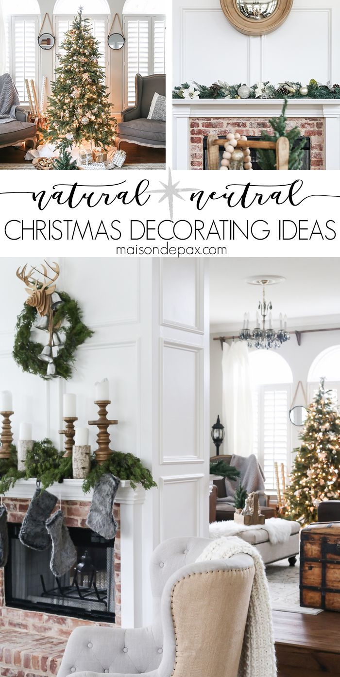 Green And White Christmas Decorating Ideas Blogger Home