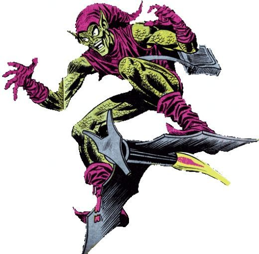 Duende Verde | Classicos Marvel e DC Comic | Pinterest ...
