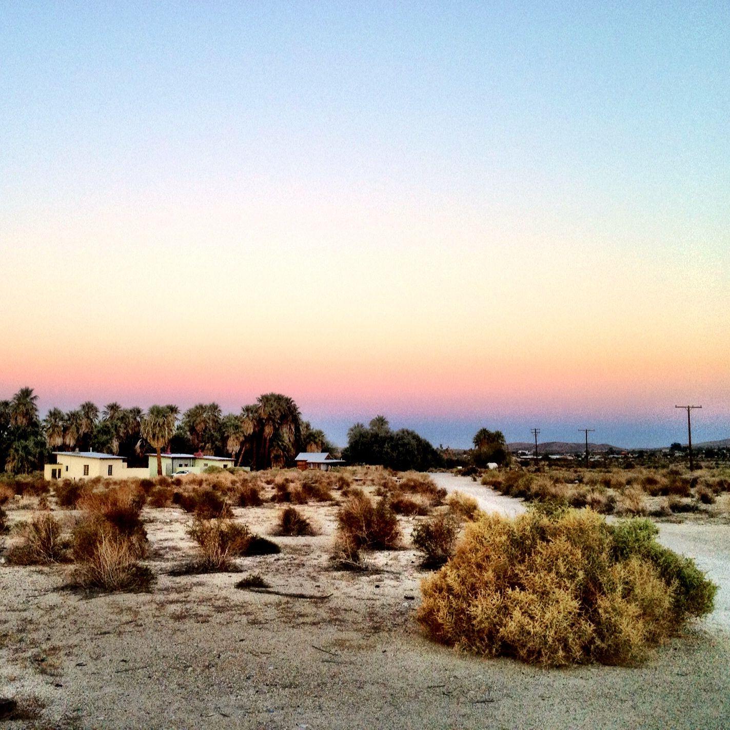 29 Palms Inn California Desert.