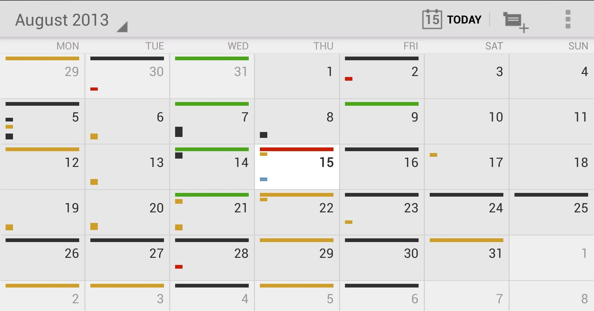 12 Of The Best Calendar Apps Available For Your Android Smartphone