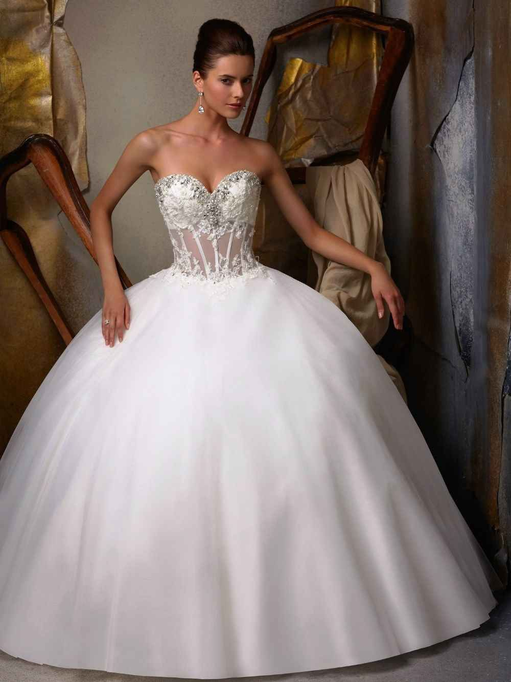 55+ Huge Ball Gown Wedding Dresses - Wedding Dresses for Fall Check ...
