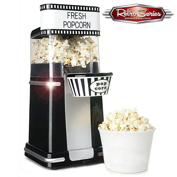 popcorn i popcornmaskin