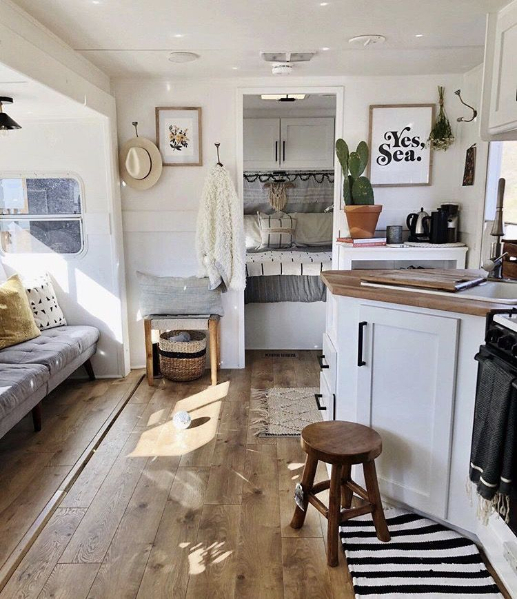 Tiny House Kitchen, Home