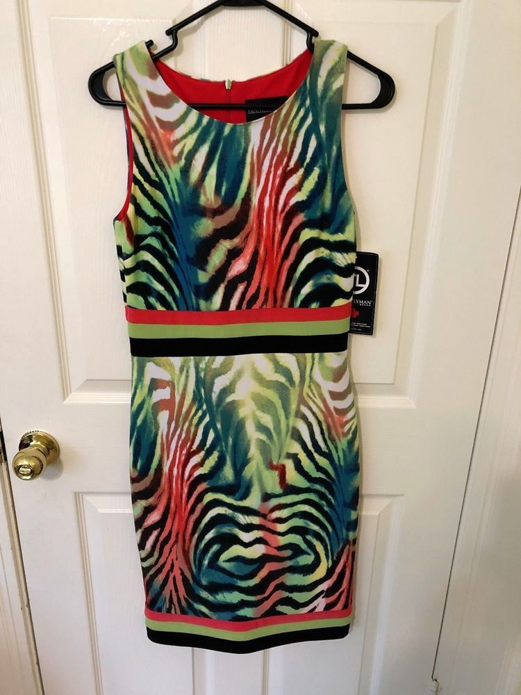 c68849e19c Frank Lyman sleeveless dress style #61425 size 2 nwt #fashion #clothing  #shoes