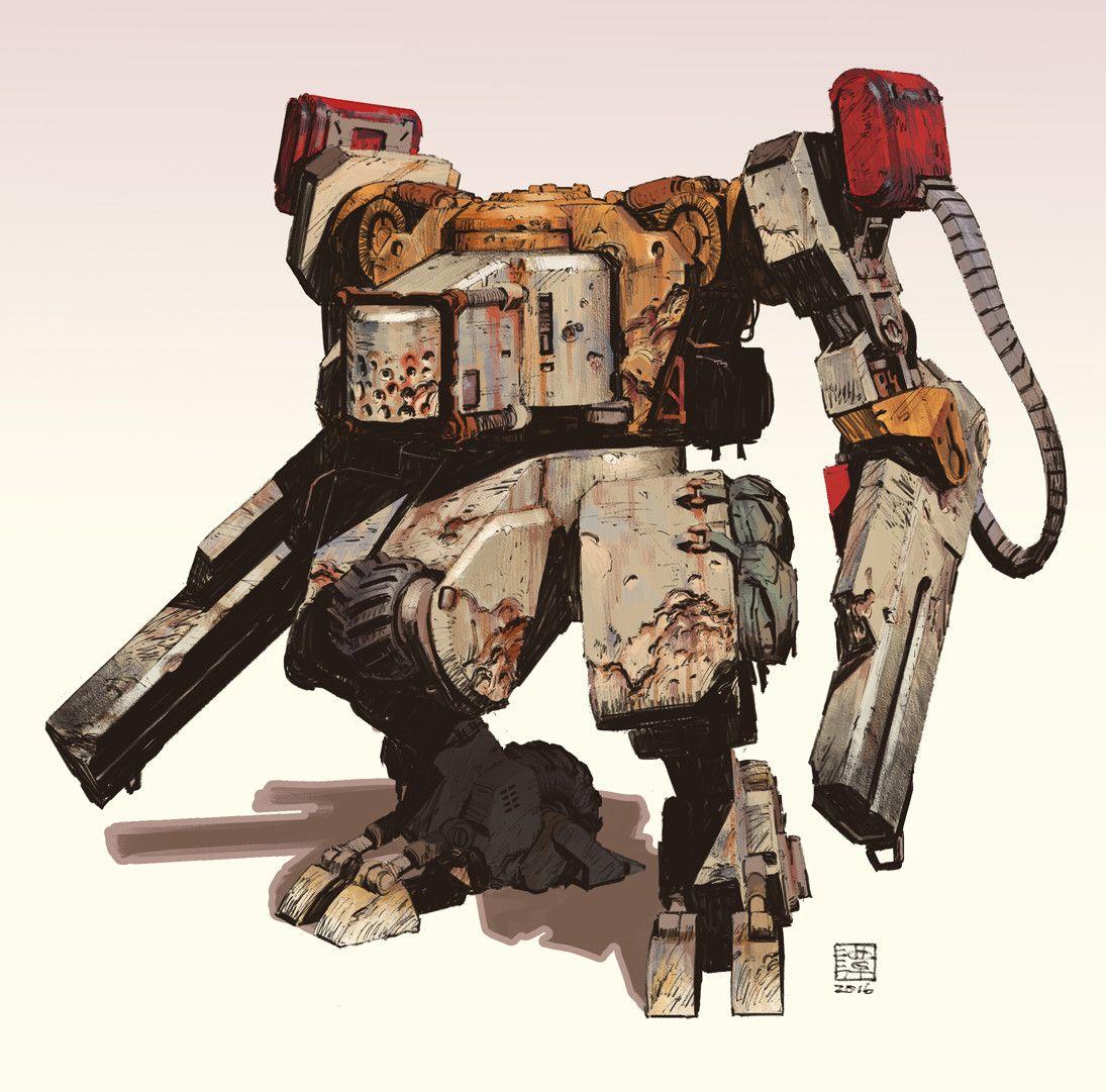 Anime Robot: Pin By Greg Perkins On Mecha