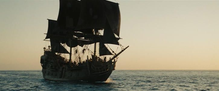 We Uncover The Amazing Attention To Detail Of These 10 Spectacular Ship-Themed Movies- Pirates Of The Caribbean: The Curse Of The Black Pearl
