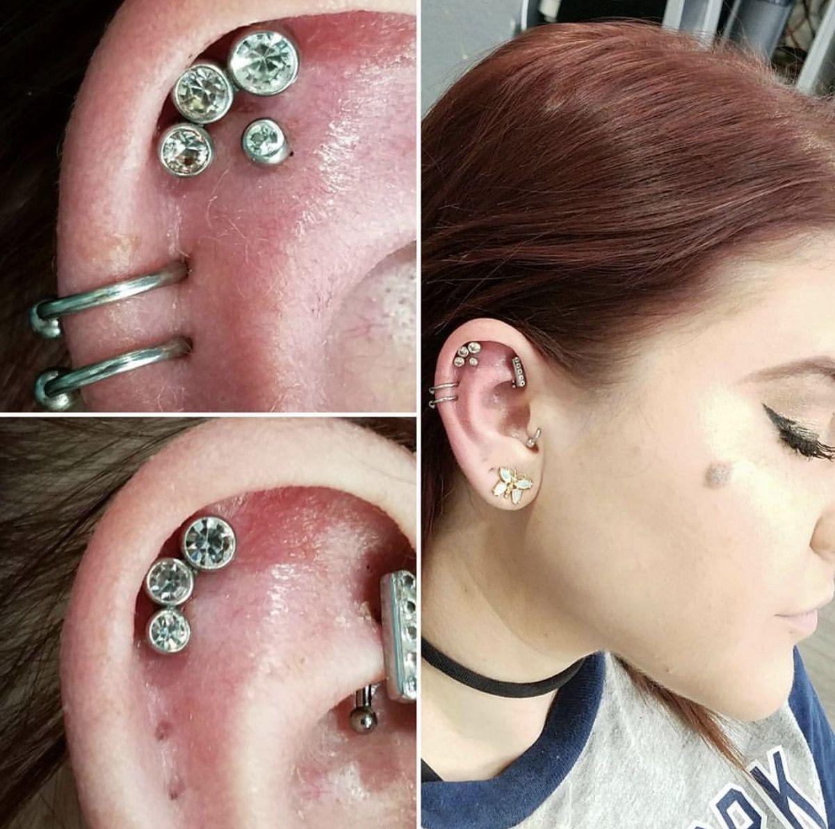 Custom piercings