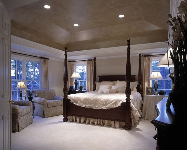 Master Bedroom Tray Ceiling Paint Ideas | Whimsical Living ...