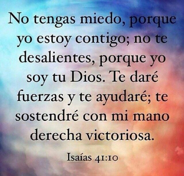 Dios siempre esta contigo