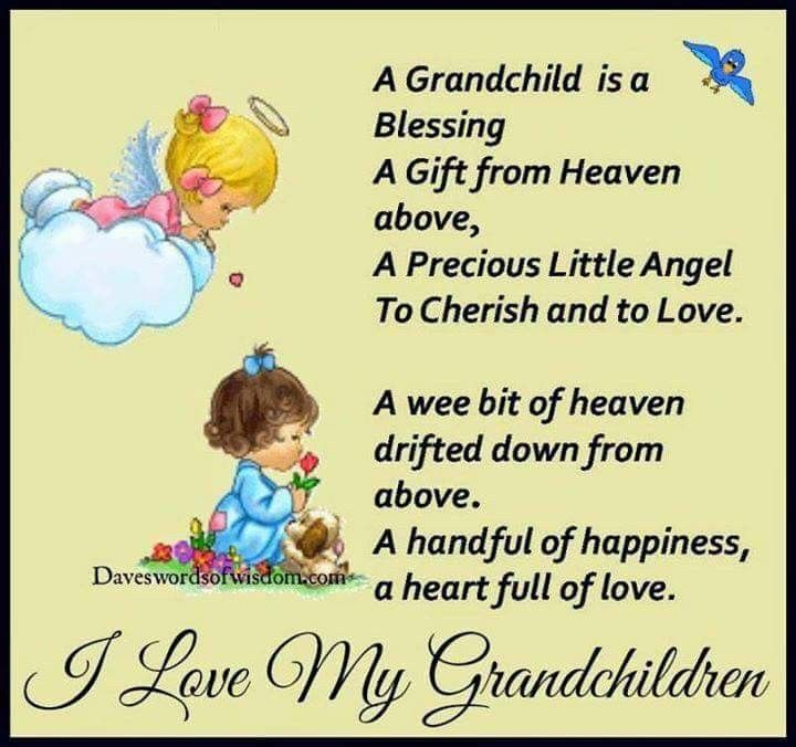 ♥️ Harley Quotes about grandchildren, Grandparents