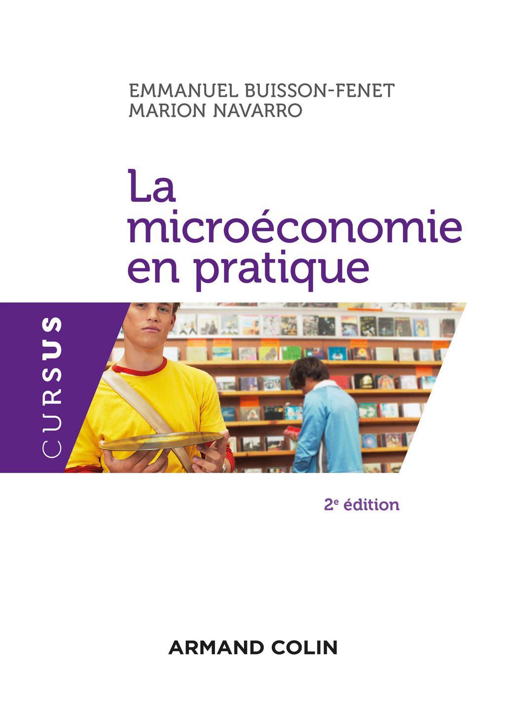 La microéconomie en pratique 2e éd (eBook) Ebooks