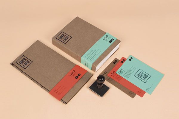 Corporate Identity Proposal by Marta Vargas for the LAUS Awards 2012
