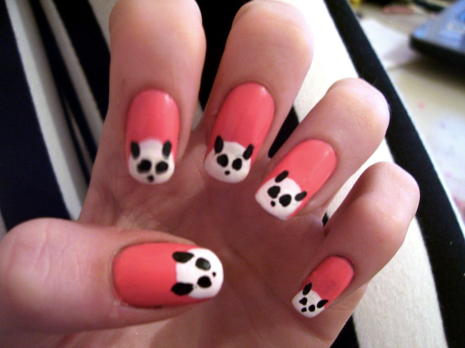 Bird and Feather Nail Design | Cute Nail Arts | Pinterest ...