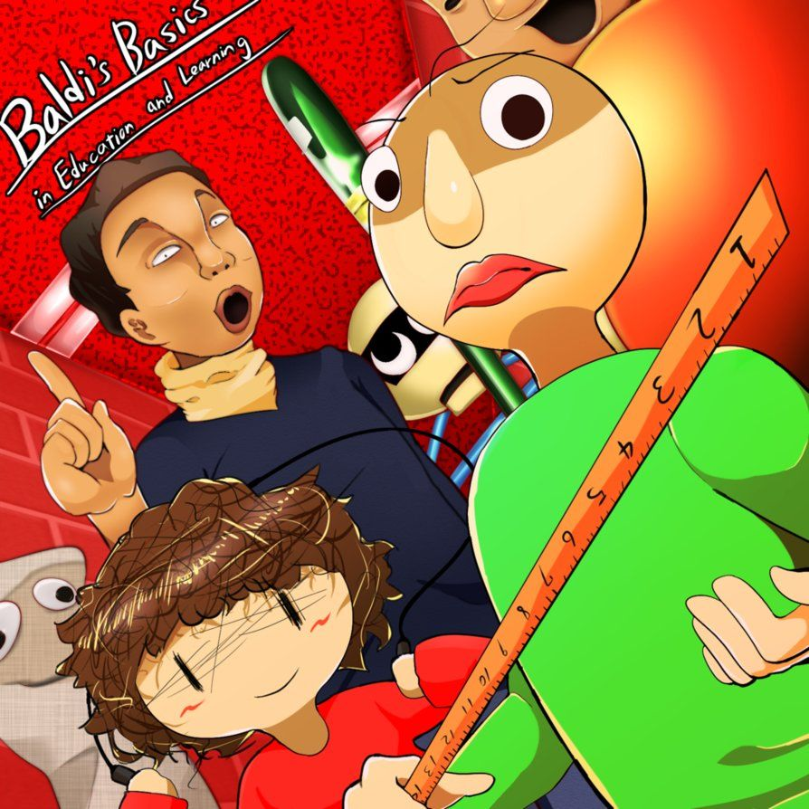 Baldi S Basics In Education And Learning By Notsomatch Education