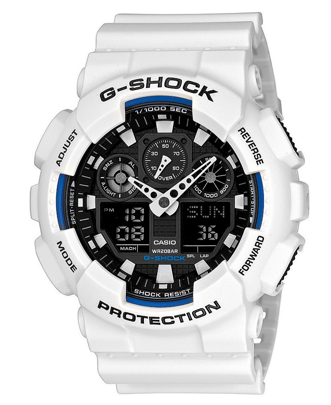 analog watches watch view ga larger shock g image casio standard digital