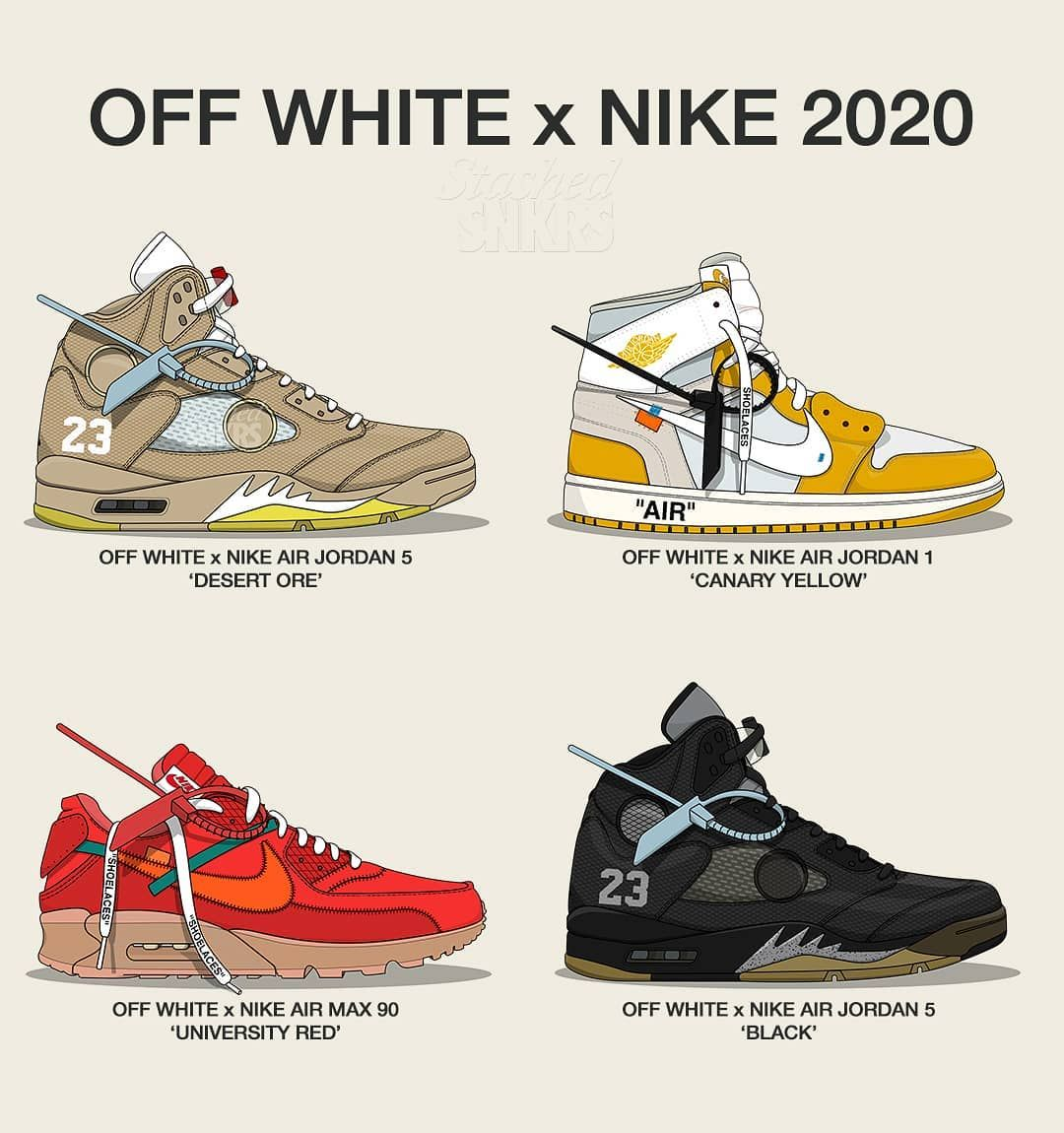 Stashed Snkrs On Instagram This Is The Current Off White X