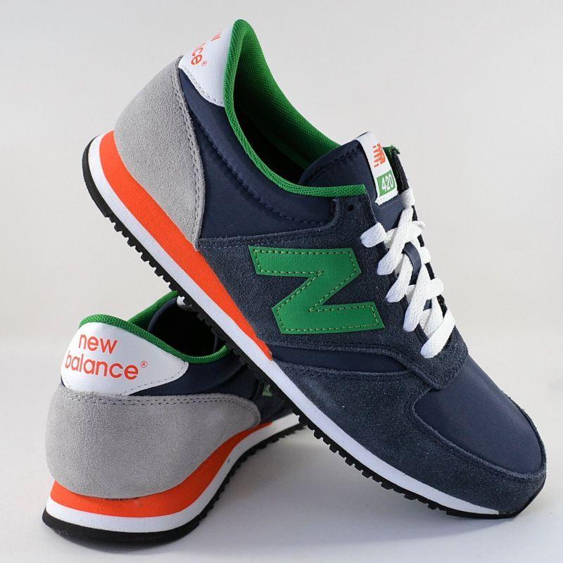 new balance men's u420 casual sneakers