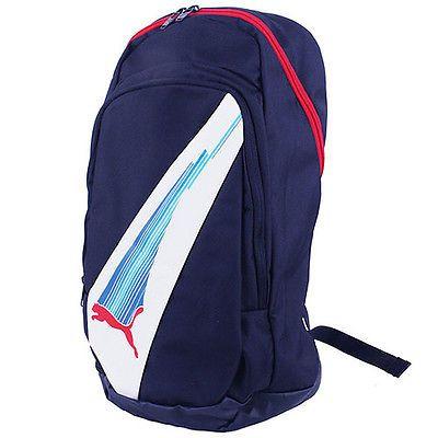 dfe5cec23d Puma 07080301 EVO Speed Multi School Backpack Bag Navy