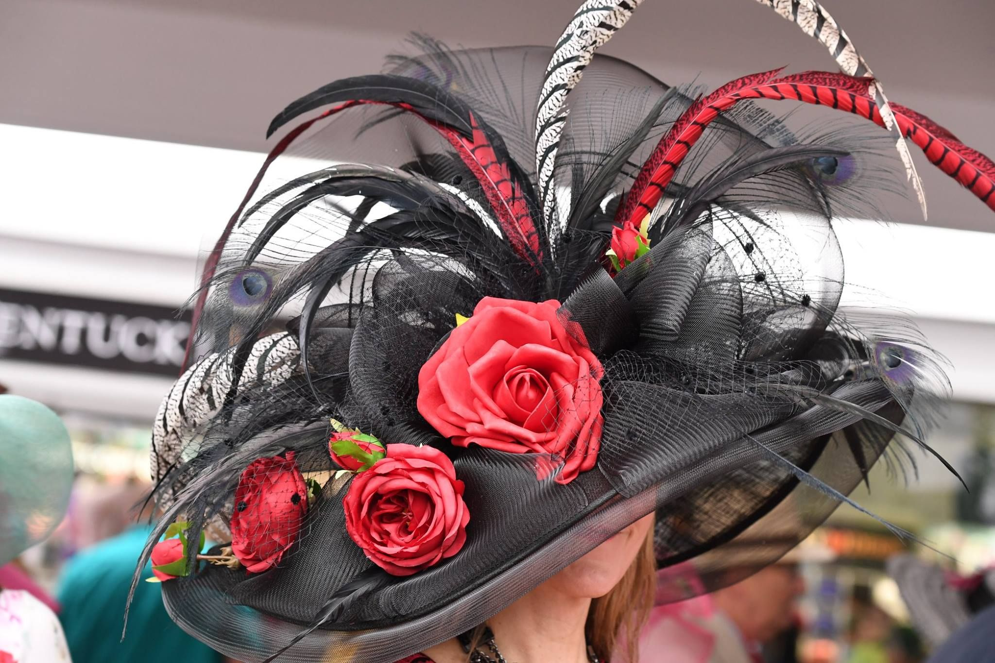 Hats Of The Kentucky Derby Kentucky Derby Hats Derby Hats Fancy Hats