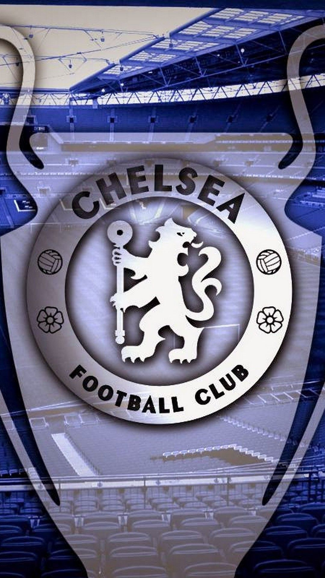 Chelsea Wallpaper iPhone HD (Dengan gambar) Sepak bola