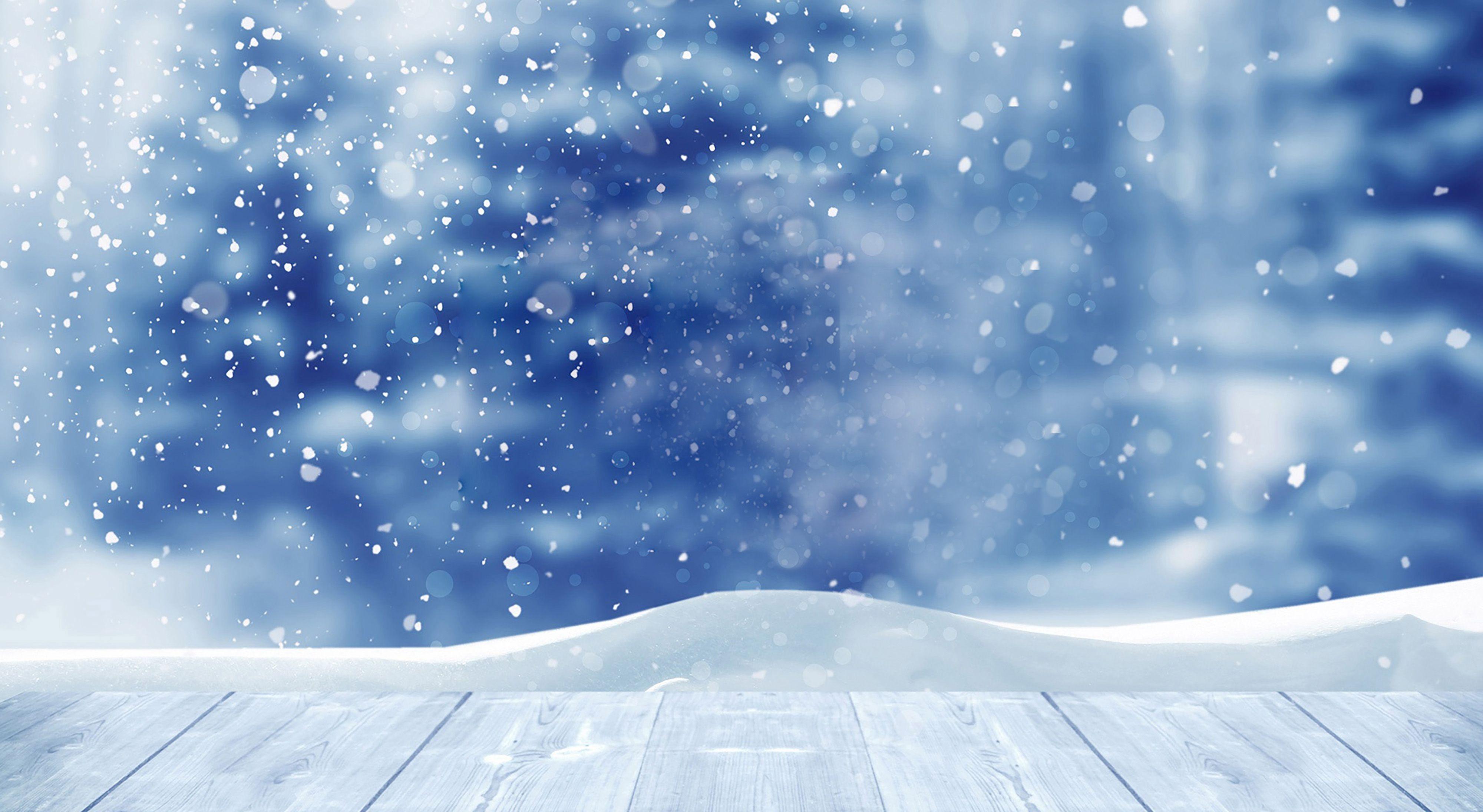 christmas eve snow day romantic creative background   Winter