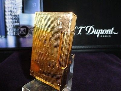S.T. Dupont Ltd Edition Trinidad L2 Pocket Lighter