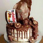 "134 Likes, 11 Comments - CakesBy.E - Bradford Based (@cakesby.e) on Instagram: ""10"" Birthday cake #instacakes#instadaily#igdaily#cakestagram…"""