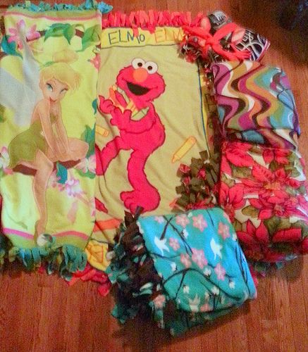 Pediatric and adult blankets