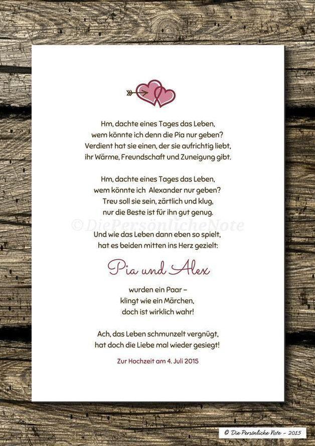 Bildergebnis Für Hochzeit Lehrerin Gedicht Verliebt