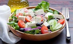 $12 for $20 Worth of Greek and Mediterranean Food at Marina Uptown #mazedonischesessen