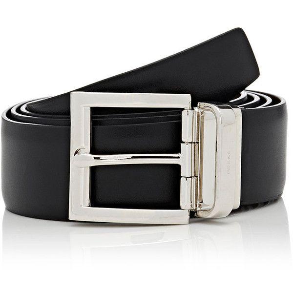 69087f645e52 Prada Men s Reversible Saffiano Leather Belt (€435)