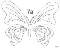 Meteliki Vitinanki Idei Dlya Doma Pinterest Kirigami Butterfly