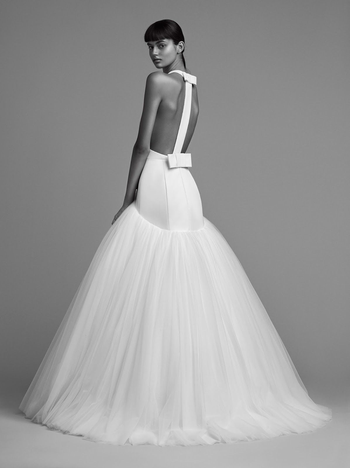 Simply Exquisite Bridal Collection: Viktor and Rolf | ZsaZsa ...