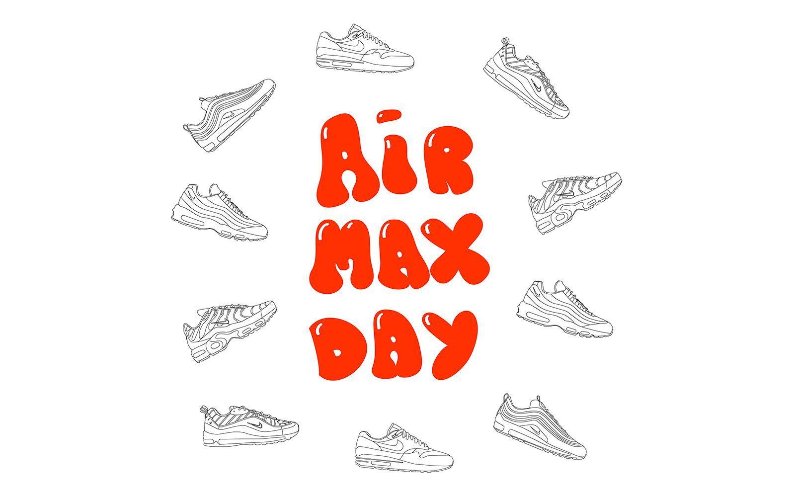 air max da