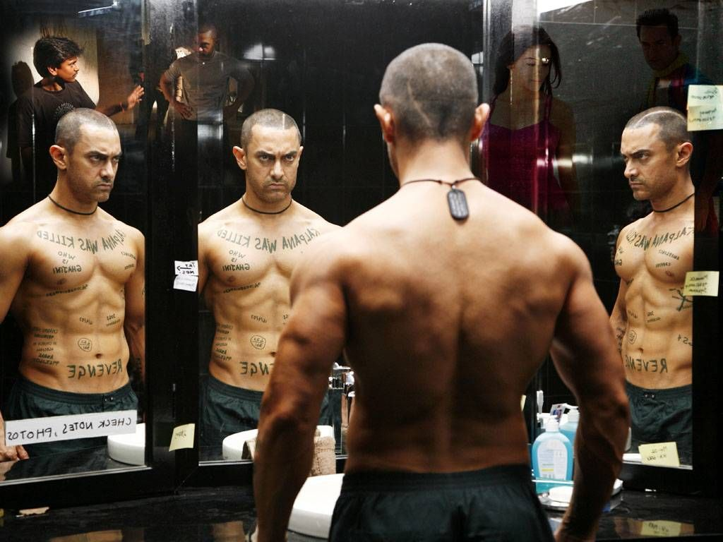 Aamir Khan In Ghajini Body | www.pixshark.com - Images ...