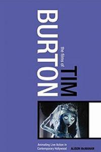 The Films of Tim Burton, bookcover