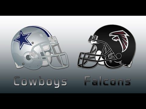 Sunday Night Football, Cowboys vs Falcons Live Stream  NFL