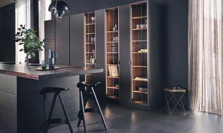 Leicht Küche Moderne Küche Grifflose Küche L Küche