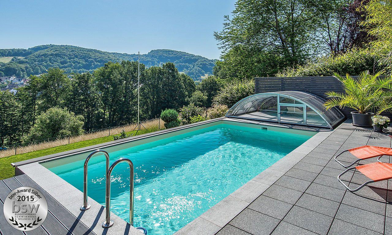 Pool Konzept pool konzept gmbh co kg d haibach bsw award silber 2015