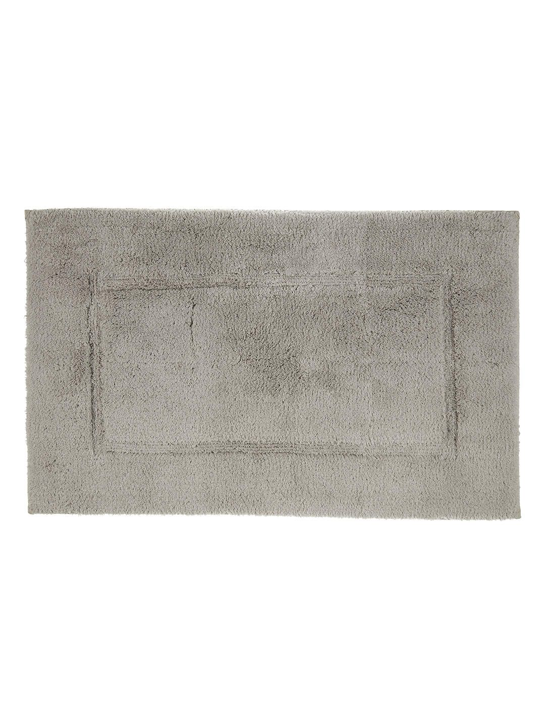 John Lewis Partners Large Deep Pile Bath Mat With Mircofresh Technology 60 X 100cm Carbon Grey Bath Mat Egyptian Cotton Towels Bath