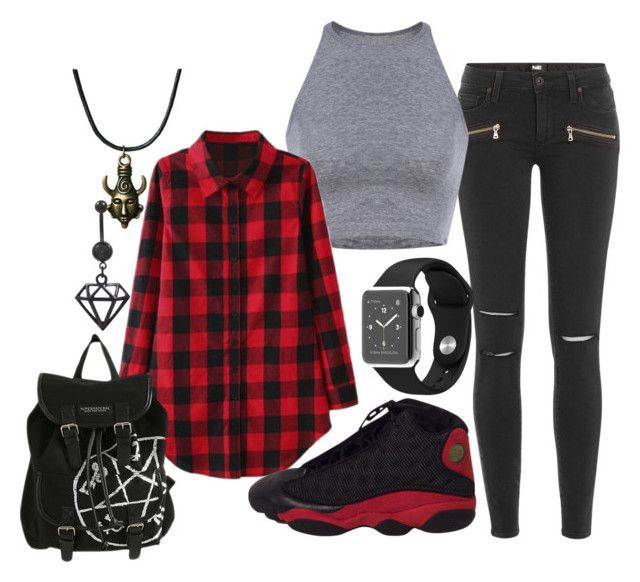 """Untitled #301"" by lean-mean-dean on Polyvore featuring Paige Denim"