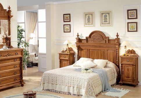 Dormitorio matrimonial1 dormitorios y ba les pinterest for Recamaras matrimoniales clasicas