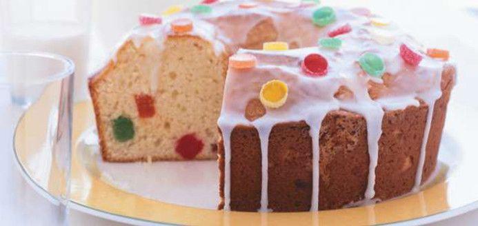 Gâteau aux jujubes Recettes | Ricardo