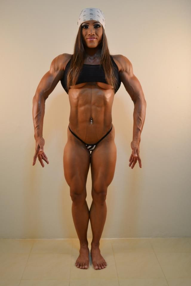 muscle woman fuck porn